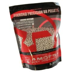 Ares Amoeba 0.25g 4000 Airsoft BB Ammo Diamond Precision Match Grade